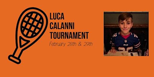 Luca Racquetball Tournament