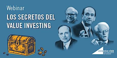 Los Secretos del Value Investing - Curso Online entradas