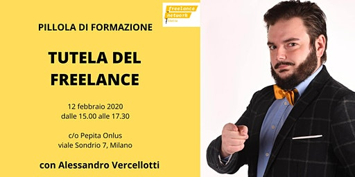 #pilloladiformazione - Freelance Network It ospita Alessandro Vercellotti