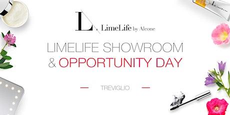 LimeLife Showroom & Opportunity Day a Treviglio biglietti
