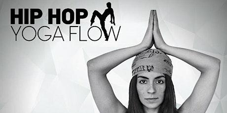 HipHop Yoga Flow *Outdoor Summer Edition* billets