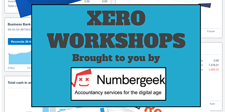 Xero Workshop - 25th February 2020 tickets