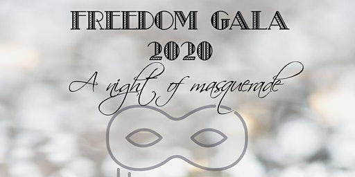POSTPONED -Freedom Gala 2020