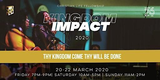 CLF Anniversary Services 'Kingdom IMPACT'