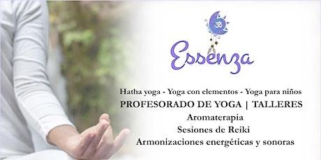 Profesorado de Yoga tickets