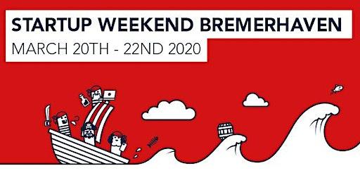 Techstars Startup Weekend Bremerhaven Impact 2020