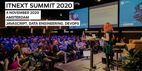 [CANCELED] ITNEXT SUMMIT 2020 tickets