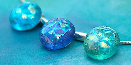 Introduction to Fused Glass Jewellery Making tickets