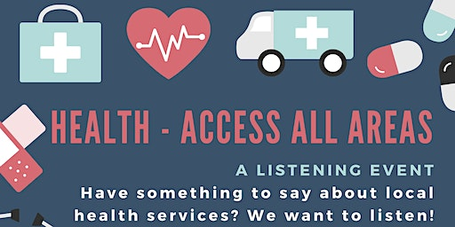 Health - Access All Areas 2020