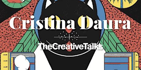 TheCreativeTalks con Cristina Daura entradas