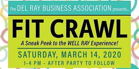 Del Ray Fit Crawl 2020 tickets