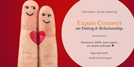Expats Connect: on Dating & Relationship (non-expats welcome) tickets