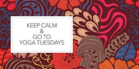 Yoga Tuesdays tickets