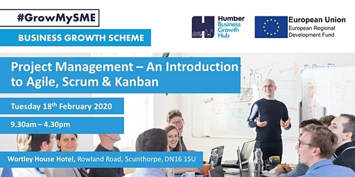 Project Management - An Introduction to Agile, Scrum & Kanban