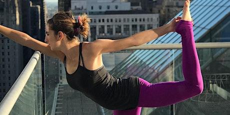Charity Vinyasa Yoga Class tickets