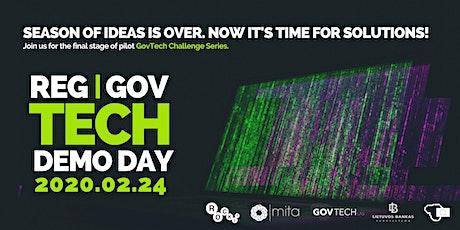 RegTech | GovTech Demo Day tickets