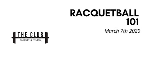 Racquetball 101 Workshop tickets