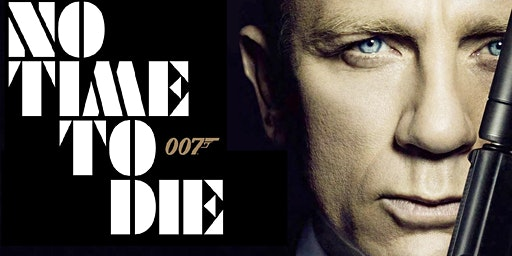 James Bond Movie Night Fundraiser