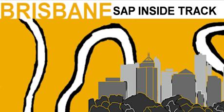 SAP Inside Track Brisbane February 2020 tickets