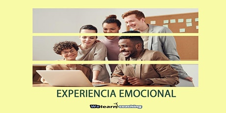 Experiencia Emocional tickets