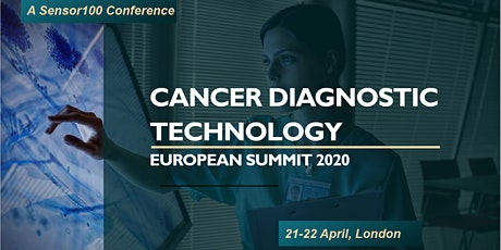 Cancer Diagnostic Technology European Summit 2020 tickets