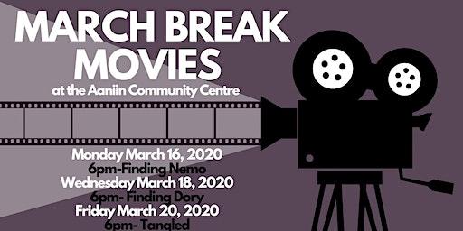 March Break Movies