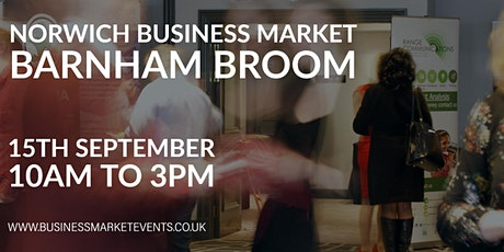 Norwich Business Market tickets