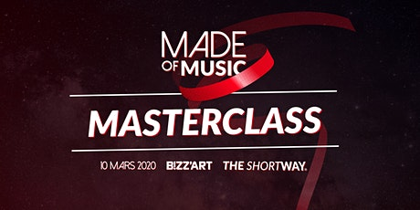 Masterclass − Made of Music billets