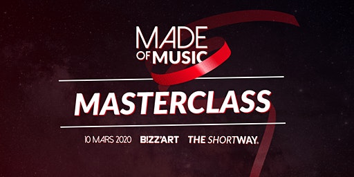 Masterclass − Made of Music