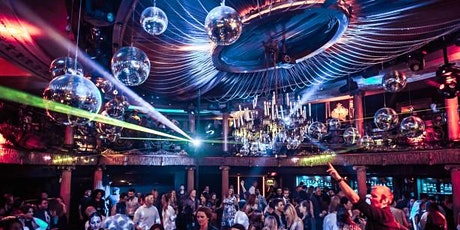 Cafe de Paris guestlist - Saturday tickets