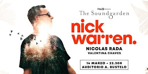 The Soundgarden: NICK WARREN