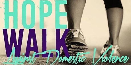 5th Annual Hope Walk against Domestic Violence tickets