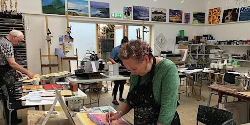 5-day Watercolour Week, 20-24 July 2020, 10-4pm