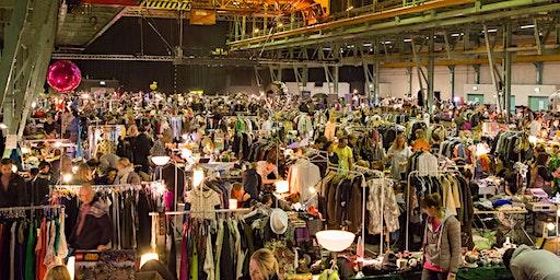 Midnightbazar der Nachtflohmarkt