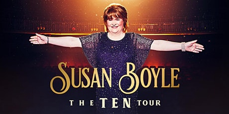 Susan Boyle The TEN Tour Event Parking tickets