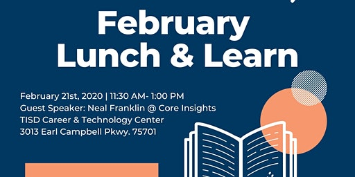 Tyler Young Professionals Network Professional Development Luncheon, February 21