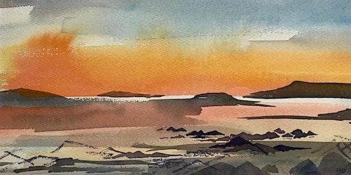 Watercolour workshop – Aspects of the Landscape