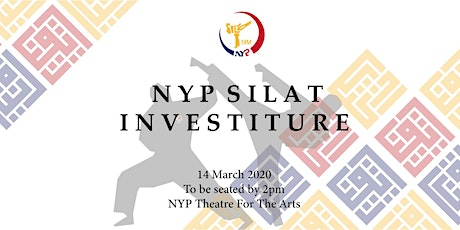 NYP Silat Investiture 2020 tickets