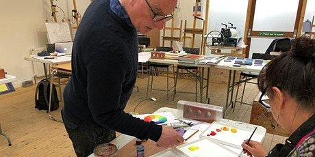 Painting & Drawing workshop with Ewen Duncan tickets