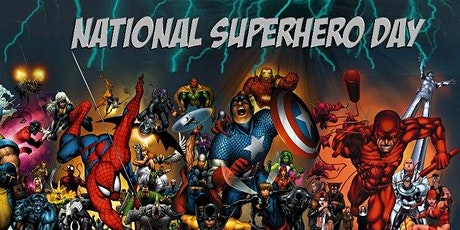 National Superhero Day: A Day to Honor Real-life Superheroes tickets