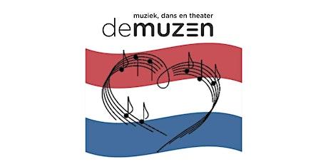 Concert van de Nederlandse muziek tickets