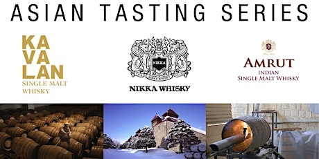An Asian Whisky Tasting - Sheffield tickets