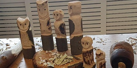 Owl Carving Workshop tickets