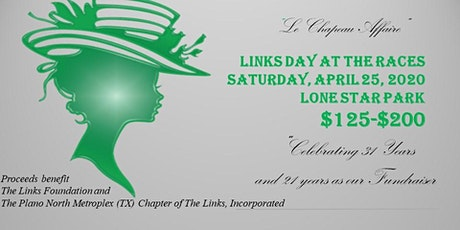 The Links Day At The Races tickets