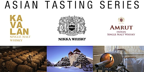 An Asian Whisky Tasting - Liverpool tickets