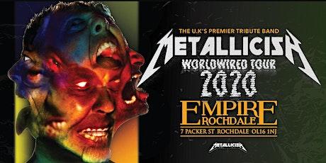 METALLICISH - WORLDWIRED TOUR 2020 tickets