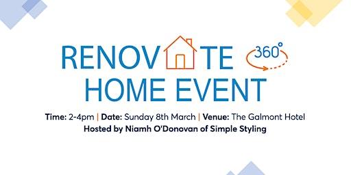 Renovate360 Home Event