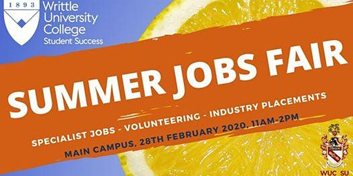 Summer  Jobs and Placements Fair