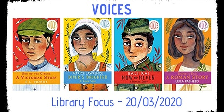 NYALitFest - Library Focus tickets