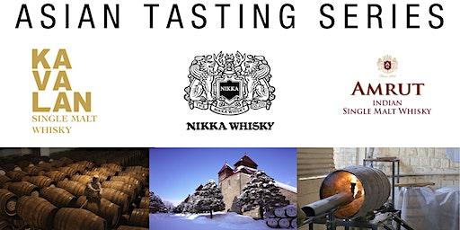An Asian Whisky Tasting - York
